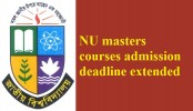 NU masters courses admission deadline extended