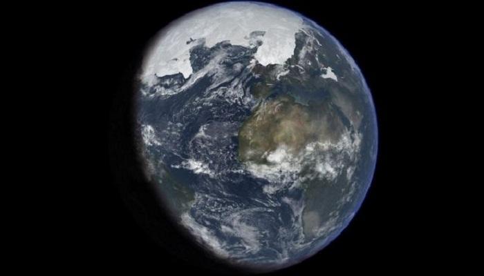 Carbon emissions 'postpone ice age'