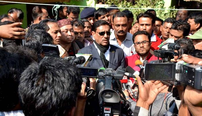 BNP's allies enough to break their alliance: Quader
