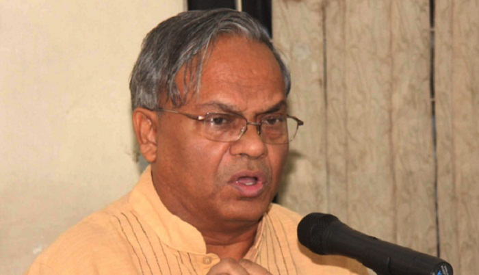 Launching false party govt trying to split BNP: Rizvi
