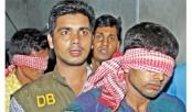 3 'JMB men' put on 5-day fresh remand in Chittagong