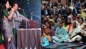 PM enjoys quality time with prominent citizens
