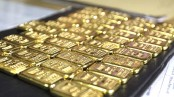 12 kg gold seized at Dhaka airport