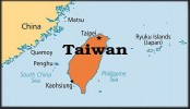 Quake jolts off Taiwan