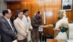 PM donates Taka 10 lakh for treatment of Altaf Mahmood