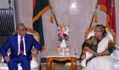 PM thanks President for JS speech