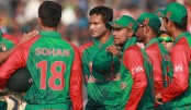 Zimbabwe set 188 runs for Bangladesh to win