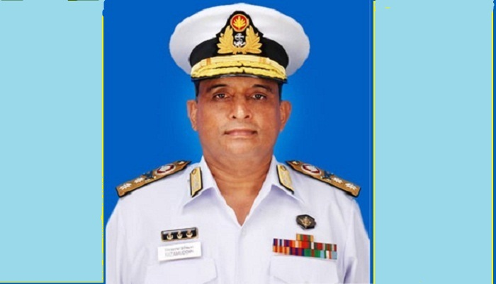 CPA chairman Nizamuddin made new navy chief