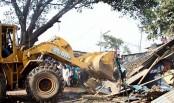 Tension erupts during Kalyanpur slum eviction