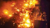 11 shanties gutted at Kalyanpur slum fire