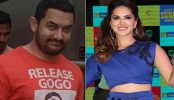 Aamir will be happy to work with Sunny Leone