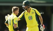 Warner, Mitchell Marsh tons lift Australia to 330
