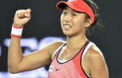Zhang keeps dream alive in Melbourne