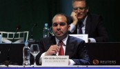 Prince Ali confident he can win FIFA presidential election