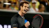 Murray beats Sousa