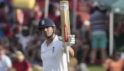 Cook leads England reply