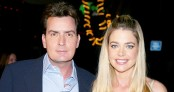 Charlie Sheen's ex wife Denise Richards sues him