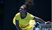 Serena serves up glamour clash with Sharapova
