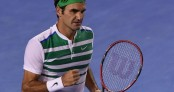Federer seals 47th Grand Slam quarters