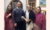 Sohel Taj meets PM