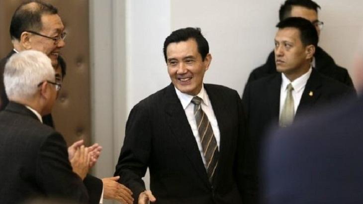 Taiwan's Ma Ying-jeou to go to South China Sea island