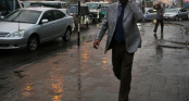 Light rain or drizzle likely to occur