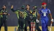 Pakistan beat Afghanistan by 6 wickets