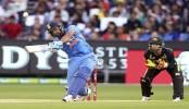 India score 184/3 against Australia in second T20I