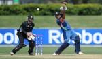 India score 258/8 against New Zealand