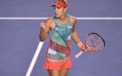 Kerber overpowers Serena to win Slam title