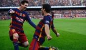 Messi & Suarez fire Barcelona past nine-man Atletico Madrid