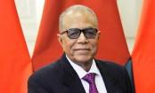 Work hard to push Bangladesh ahead, President asks students