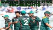 ICC U19 WC: Bangladesh set 257 runs target against  Scotland