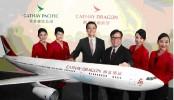 Dragonair branded as Cathay Dragon