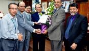 FSIBL congratulates BB governor Atiur Rahman