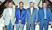 Iran keen to work with Bashundhara Group