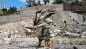 Syria conflict: Blame traded as talks suspended