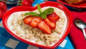 Breakfast high in protein better for kids