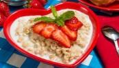 Breakfast high in protein better for kids