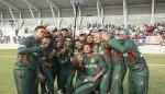 Bangladesh beat Nepal in first quarter-final match