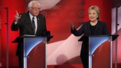 US election: Clinton and Sanders go head-to-head