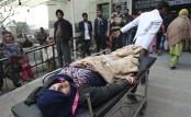 Bus plunges off bridge into river in India, killing 25