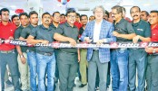 LOTTO outlet at Rampura opens
