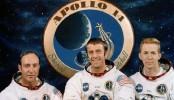 Sixth man on  Moon Edgar Mitchell dies