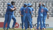 Namibia collapse in tough chase of 350 against India
