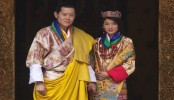 PM greets Bhutanese king, queen for having first child