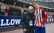 Torres reaches century as Atletico keep pressure on Barca