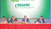 Square Toiletries, Square Food hold distributor conference