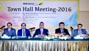 NRB Global Bank holds Town Hall Meeting-2016