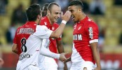 Monaco get CL boost on day of red card drama